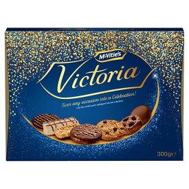 Mcvitie's Victoria 300g マクビティ ビクトリア ビスケット クッキー 詰め合わせ クリスマスギフト イギリス【英国直送】