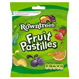 Rowntree's Fruit Pastilles (170g) ラウントリーのフルーツ香錠( 170グラム)