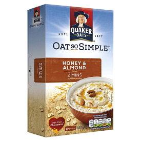 Quaker Oats - Oat So Simple - Honey & Almond - 330g