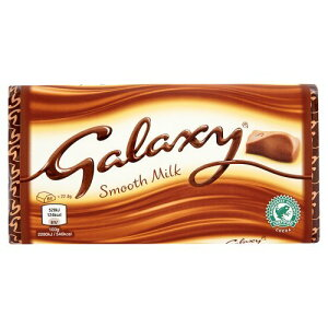 Galaxy Milk Chocolate (114g) 銀河のミルクチョコレート( 114グラム)