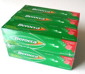 Berocca Mixed Berries べロッカ ビタミンサプリメント ミックスベリー味 15錠 x 6パック