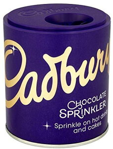 Cadburys Sprinkler - 125g - Pack of 2 (125g x 2 Boxes) by Cadbury [並行輸入品]