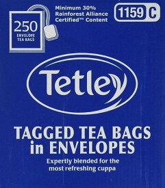 TETLEY ENVELOPED TEABAGS 250 1159Y