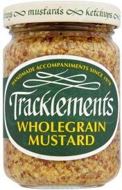 Tracklements Wholegrain Mustard (140g) Tracklements 全粒マスタード( 140グラム)