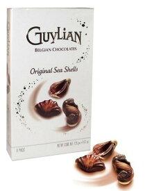 ギリアン ベルギーチョコ シーシェル Belgian Chocolate Sea Shells (Guylian) 4.4 oz (125g) -Artisanal