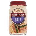 カニスプレッド Shippams Crab Spread 75G サンドイッチに