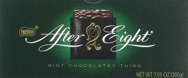 アフターエイト ミントチョコ 200g x 3パック After Eight Thin Mints 7.05 ounce (3 packs)