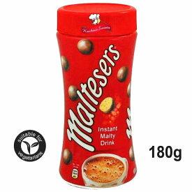 モルティザーズ インスタント ホットチョコレート ドリンク Maltesers - Instant Malty Hot Chocolate Drink - 180g