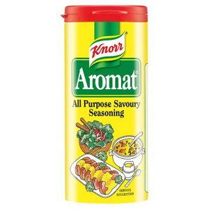 クノール シーズニング うま味調味料 アロマット オールパーパス 料理味付け (90g)  Knorr Aromat All Purpose Savoury Seasoning【英国直送品】