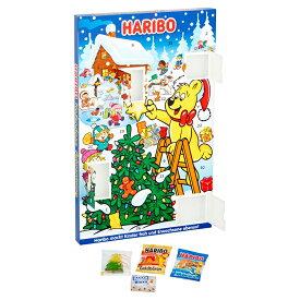 Haribo Advent Calendar 300g クリスマス アドベントカレンダー ハリボー イギリス【英国直送】