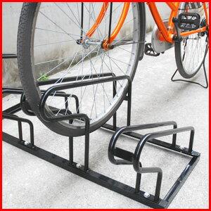 自転車 スタンド 3台 4台 自転車置き場 駐輪所 家庭用 自転車スタンド ストッパー 3台 送料無料