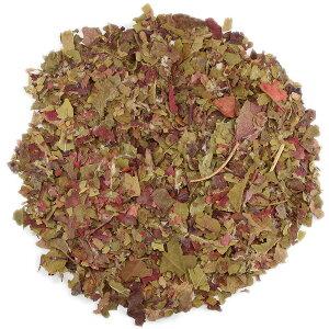 レッドワインリーフ 赤ぶどう葉茶 たっぷりサイズ200g 有機JASオーガニック認証原料100% ゆうメール送料無料