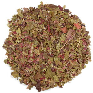レッドワインリーフティー 赤ぶどう葉茶 50g 有機JASオーガニック認証原料100% レッドグレープリーフティー