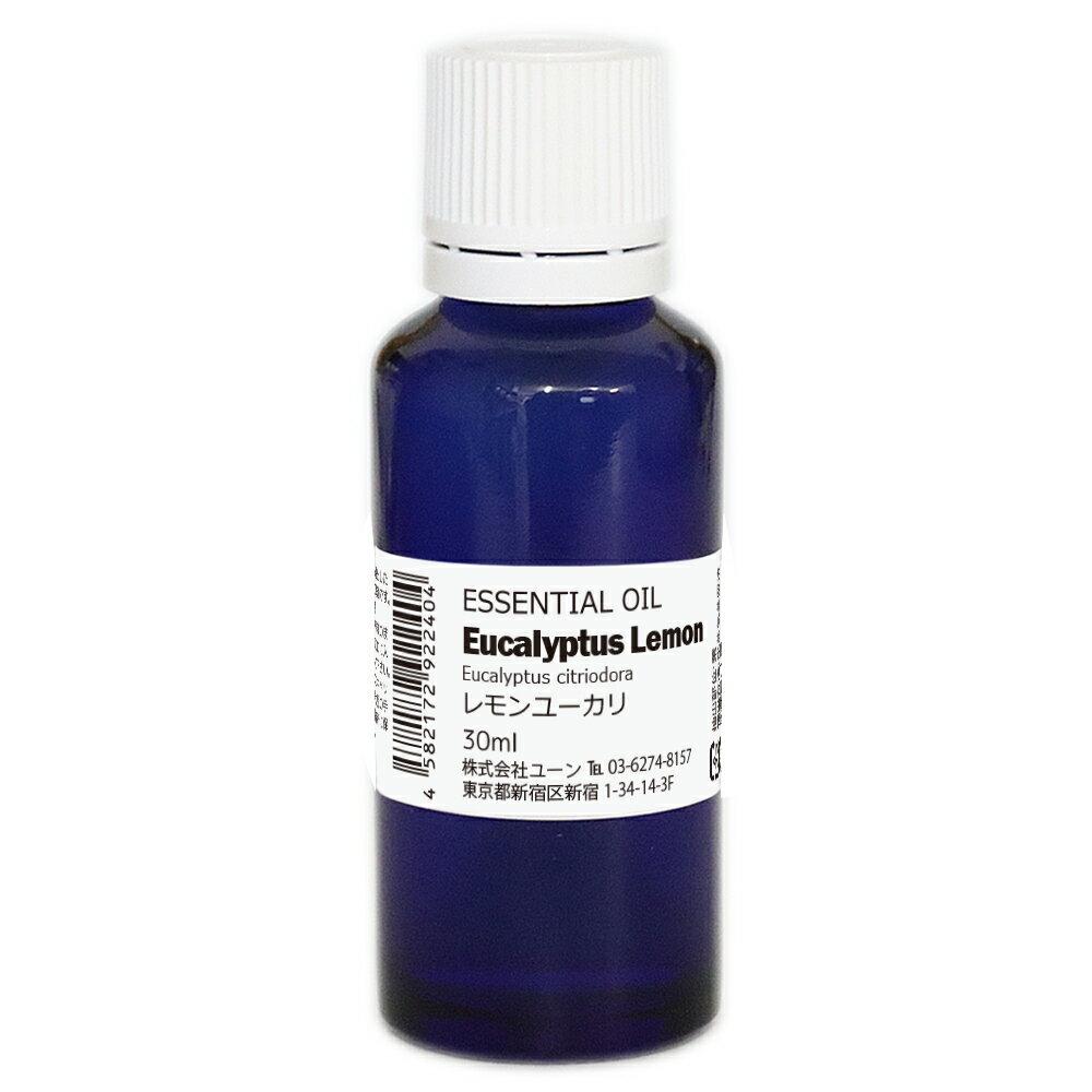レモンユーカリオイル 30ml アロマオイル エッセンシャルオイル 精油 アウトドア虫よけ 虫除け