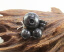 【10%割引クーポン配布中】 数珠パーツ 道具セット 黒翡翠 《ブラックジェイド》 16ミリ