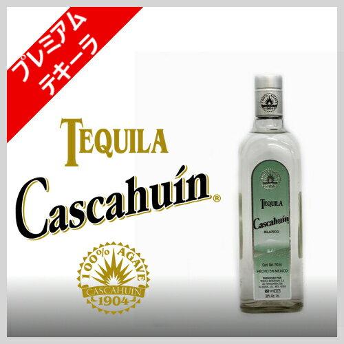 【販売再開!】[テキーラ]カスカウィン ブランコ 750ml 38度【正規品】