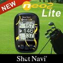 ショットナビ ネオ2 ライト/ shot navi neo2 Lite(ゴルフナビ/GPSゴルフナビ/GPSナビ/ポケットネオ後継機/距離計測/スコアカンター/...