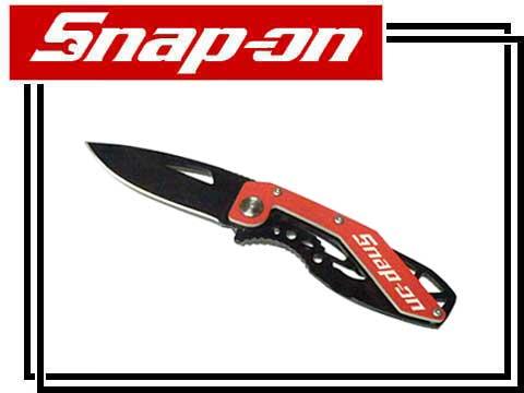 Snap-on(スナップオン)ナイフ「FOLDING KNIFE - BLACK」