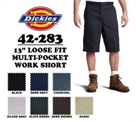 """DICKIES(ディッキーズ)13"""" MULTI - USE POCKET WORK SHORT13インチ ショートワークパンツ"""