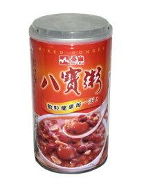 【24缶1ケース売り】【送料無料】 泰山 八宝粥  375g(缶)、さまざまな穀物が入る甘いお粥です(八宝粥)♪