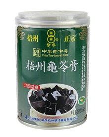 横浜中華街 梧州正宗 亀ゼリー(亀苓膏) 250g(缶)X 12缶(箱売り)、中国では、美と健康づくりに、デザートとして、よく食べます♪.送料無料!