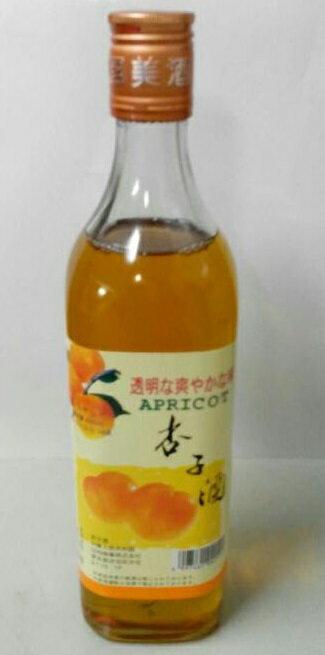 杏子酒 アンズシュ(健康酒・リキュール)14度 600ML 1本 (品番:3000067)