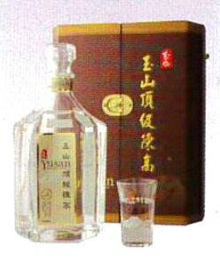 台湾白酒 台湾 玉山 高梁酒 50度 660ML、台湾の最高峰「玉山」の名を持つ台湾白酒です♪