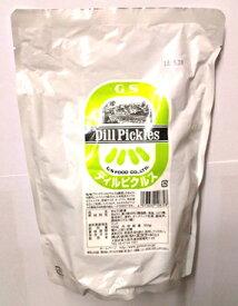 横浜中華街 GS ディルピクルス 固形量:550g(総量:850g)、きょうり酢漬け・各種料理の付け合せに用いられます♪