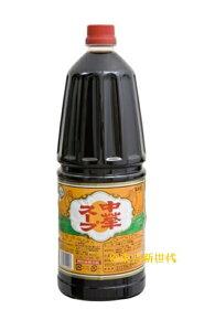 横浜中華街 業務用 あみ印 中華スープ 1.8L  X 1本売り! 醤油の風味とコク、アミノ酸の旨味が特徴で、クセが無く使い易いタイプです。♪