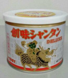 創味食品 創味シャンタン DELUXE 上湯(中華スープの素) ペーストタイプ 500g  缶 (品番:1012168)