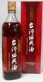 横浜中華街 TTL 台湾 精醸八年陳 台湾紹興酒、16度、600ml X 6本(セット売り)、赤化粧箱、台湾紹興酒・台湾の純粋天然醸造酒♪