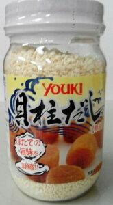 YOUKI ユウキ 風味調味料 貝柱だし(顆粒) 110g (ほたてのうま味を凝縮)!中華だし!