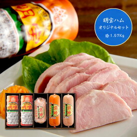 明宝ハムオリジナルセットH2SPA-C 00287
