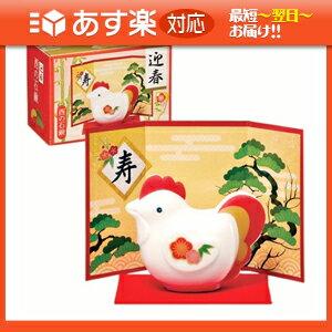 「あす楽対応商品」「ノベルティ石鹸」クローバーコーポレーション 干支石鹸 迎春 酉(とり)の石鹸 72g
