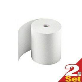 「あす楽対応商品」「プリンタ用紙」A&D TM-2655V用プリンタ用紙 AX-PP147-S x2巻