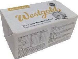 ウエストランド ニュージーランド産 冷蔵 グラスフェッドバター 454g 無塩 ポンド バター