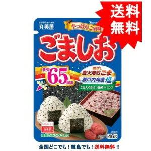 【丸美屋】 ごましお ニューパック (46g) × 1個 【送料無料】