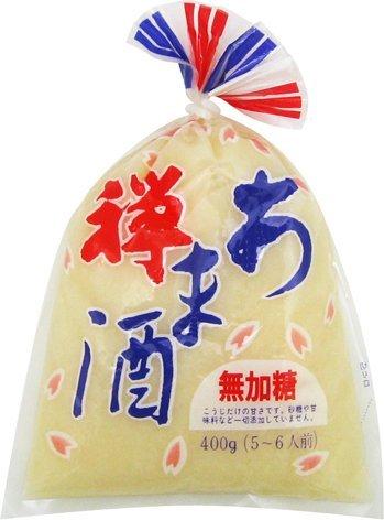 【送料無料】カネジュウ食品 禅 あま酒 無加糖 400g(5〜6人前)×10個 飲む点滴 砂糖不使用