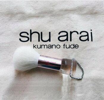 shuarai熊野筆 洗顔ブラシ