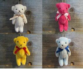 クマさん4種類