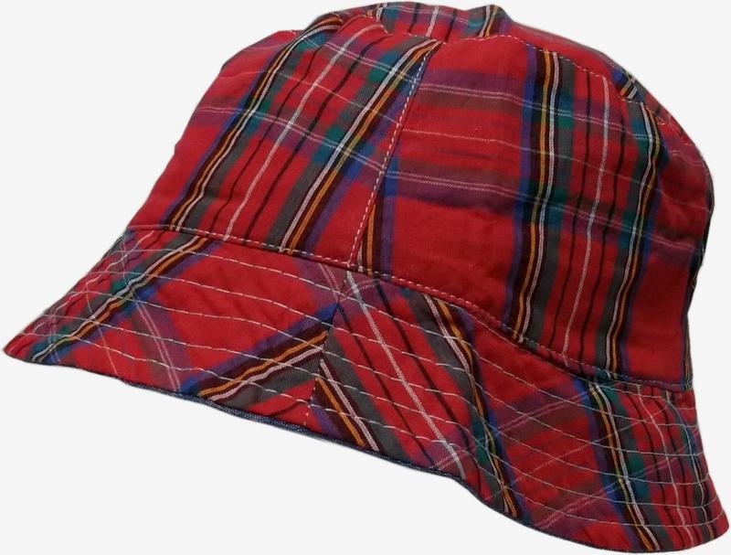 カムコ ハット 帽子 シャンブレー×マドラス リバーシブル CAMCO HAT 003