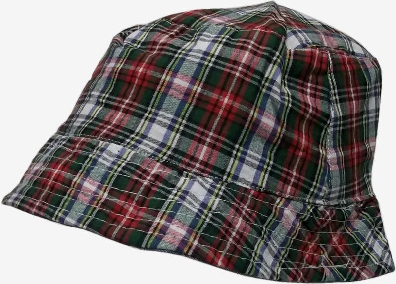 カムコ ハット 帽子 シャンブレー×マドラス リバーシブル CAMCO HAT 004