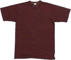 エントリーエスジー エクセレントウィーブ バーガンディ 半袖Tシャツ ENTRY SG EXCELLENT WEAVE BURGANDY 027