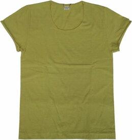 エントリーエスジー ギグモデル サルファーイエロー 半袖 Uネック Tシャツ ENTRY SG GIG MODEL SULFUR YELLOW 254