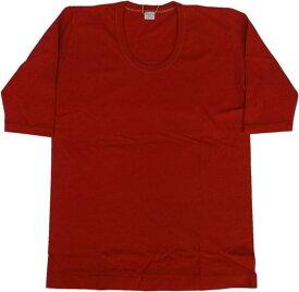 エントリーエスジー ハロファイブ インペリアルレッド ENTRY SG 5分袖 Uネック Tシャツ HALO FIVE IMPERIAL RED 164