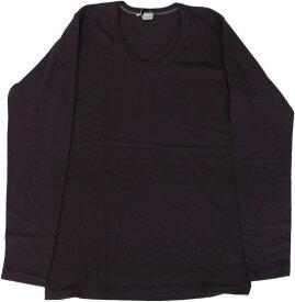 エントリーエスジー ハロプラス ブラックベリー ENTRY SG 長袖 Uネック Tシャツ HALO PLUS BLACK BERRY 154