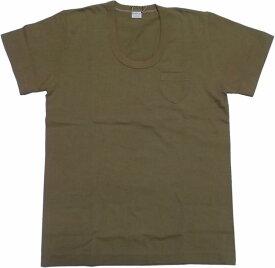 エントリーエスジー ロサリオ ブロンズ 半袖 ポケット付き Uネック Tシャツ ENTRY SG ROSARIO BRONZE 207