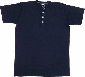 エントリーエスジー ソノラ クラシックネイビー 半袖 ヘンリーネック Tシャツ ENTRY SG SONORA CLASSIC NAVY 223