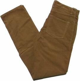 ピーターミラー コーデュロイパンツ ストーンウォッシュ ブラウン PETER MILLAR CORDUROY PANTS 001