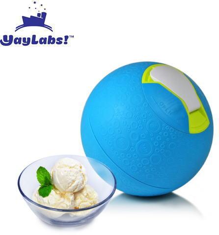 【 YayLabs! 】 イエラボソフトシェル アイスクリームボール